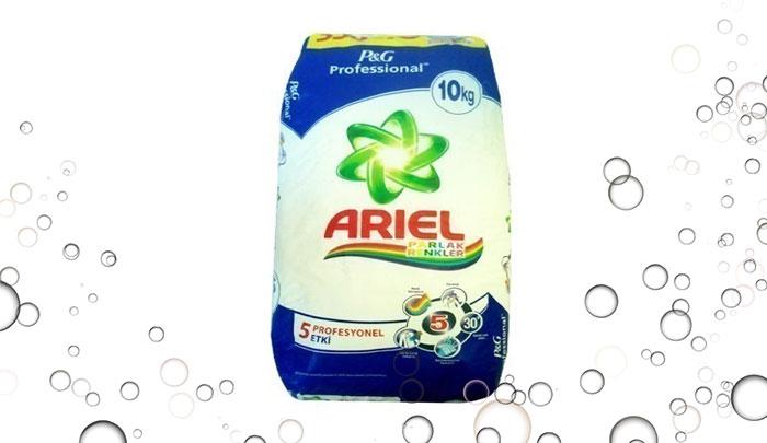 پودر لباسشویی آریل 10 کیلویی - Ariel