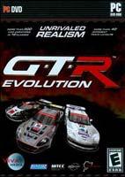 مسابقات اتومبیل رانی GTR Evolution