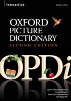 Oxford Picture Dictionary Interactive - دیکشنری تصویری آکسفورد