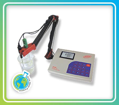 pHمتر/یون متر مدل AD1020