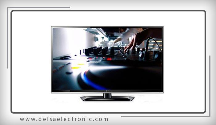 تعمیر تلویزیون الجی در دلسا الکترونیک