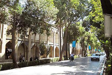 اجاره سوئیت در چهارباغ اصفهان