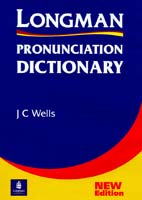 Longman Pronunciation Dictionary - دیکشنری لانگمن تلفظی