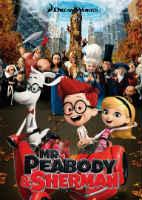 Mr. Peabody & Sherman – انیمیشن آقای پیبادی و شرمن