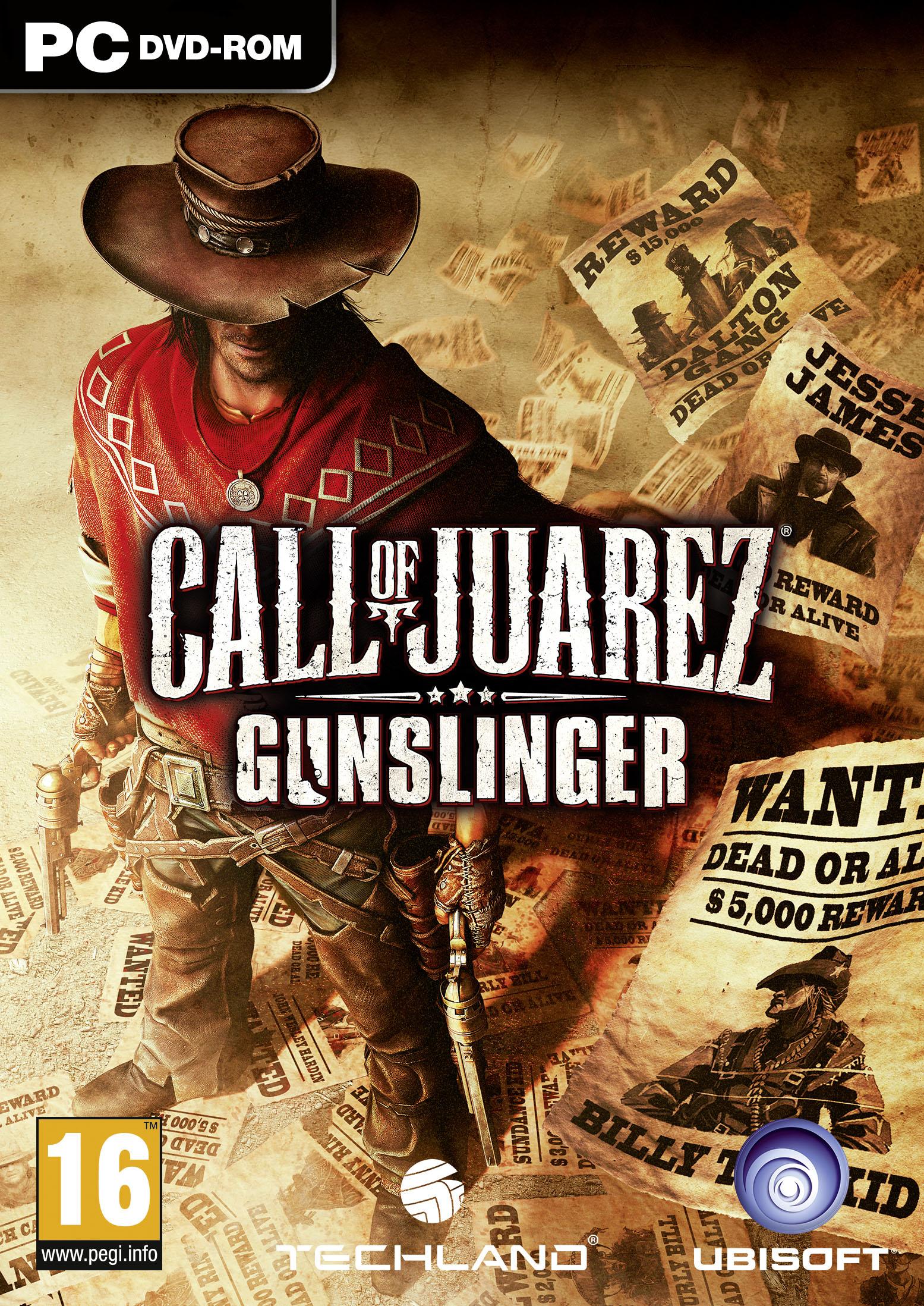 Call of Juarez Gunslinger((تکی2000تومان عمده1100تومان(هر5عدد) ))