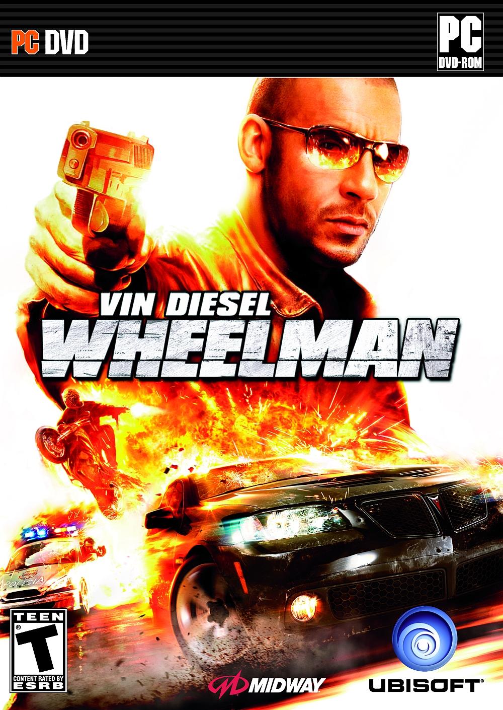 Wheelman ((تکی2000تومان عمده1000تومان(هر5عدد) ))