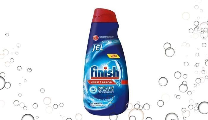 ژل ماشین ظرفشویی فینیش - Finish