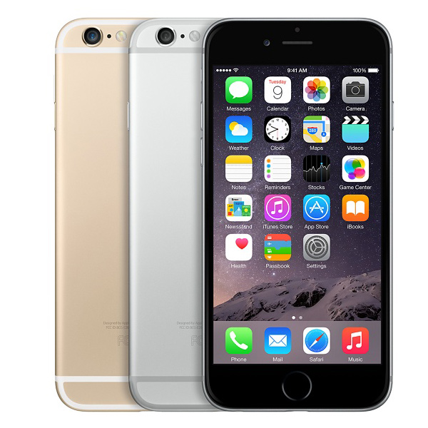 iphone 6 plus 64G  gold