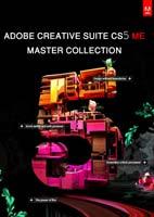 Adobe Master Collection CS5 Middle East - پنج نرم افزار CS5 با پشتیبانی از زبان فارسی