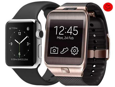 انواع جدیدترین و بهترین موبایل ساعتی واچ موبایل ( آیفون واچ و گیر و ... ) 09120132883