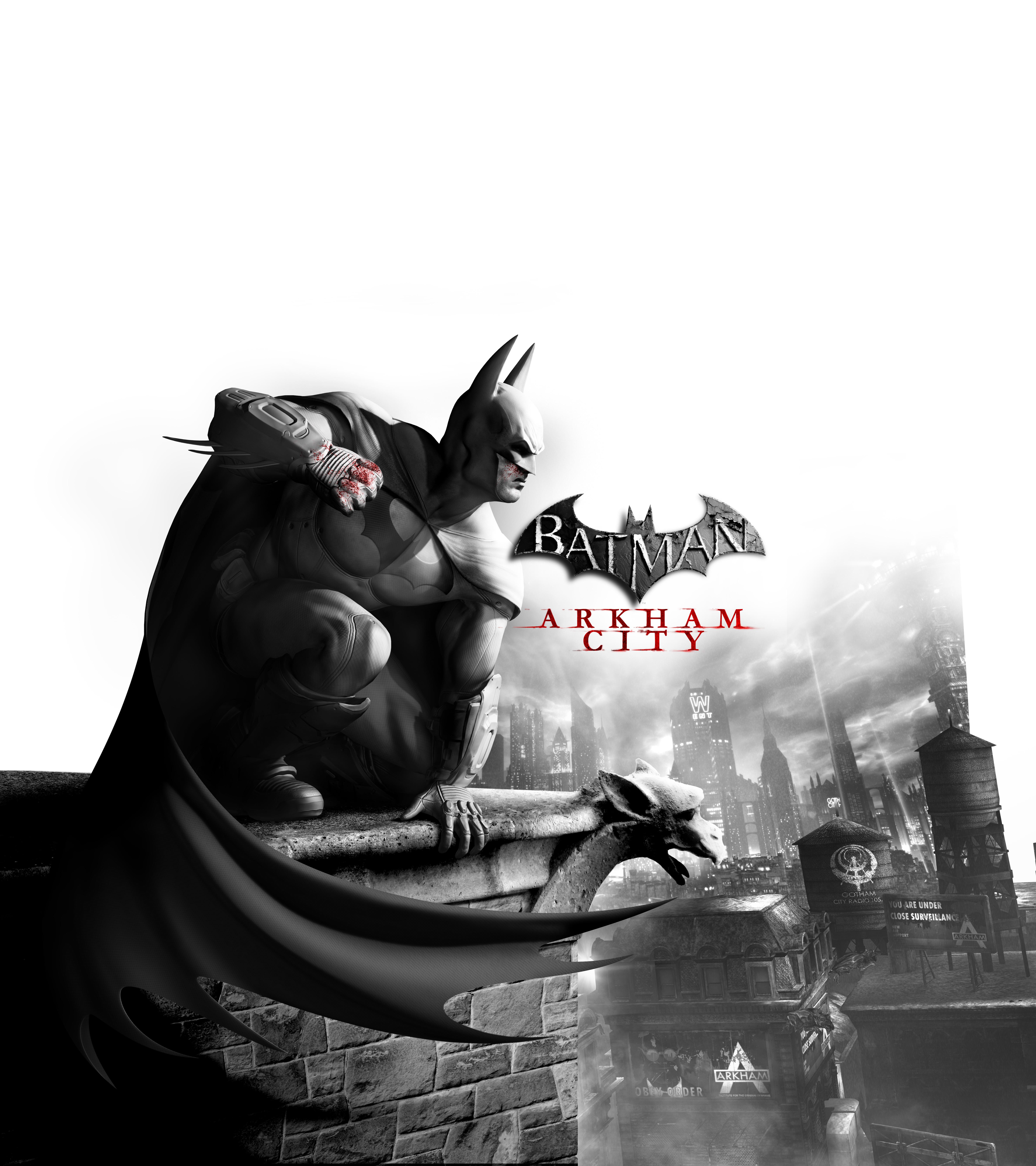 Bat Man  ARKHAM CITY  ((تکی هر عدد3500تومان عمده هرعدد2200تومان(هر5عدد) ))