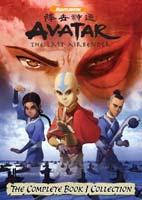 Avatar-The Last Airbender Book 1:Water – مجموعه کارتونی آواتار کتاب اول:آب
