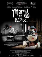 Mary and Max – انیمیشن مری و مکس