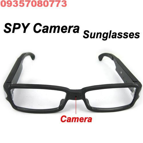 عینک دوربین دار مخفی 09105398567 با ضبط صدای وایرلس با دسته های فوق العاده باریک  و کیفیت عالی
