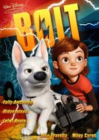 Bolt – انیمیشن بولت (2008)