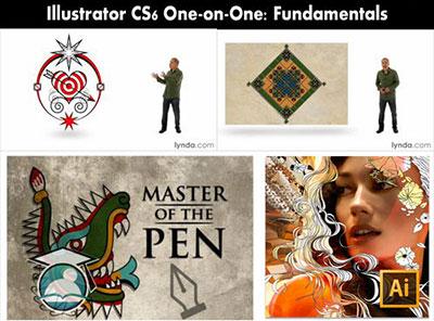 آموزش کاربردی و گام به گام استفاده از نرم افزار Adobe Illustrator CS6