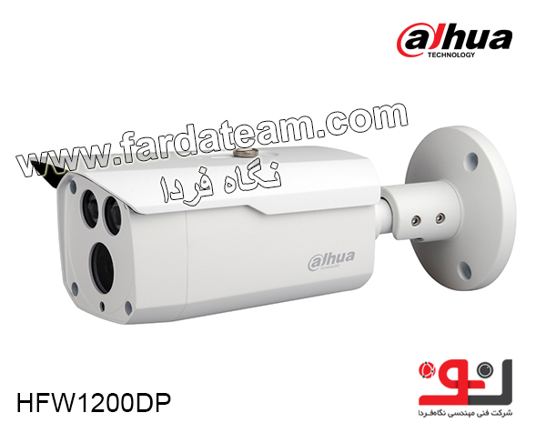 دوربین بولت 2 مگاپیکسل HDCVI DAHUA داهوا HAC-HFW1200DP