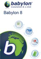 Dictionary Babylon 8 - دیکشنری بابیلون 8