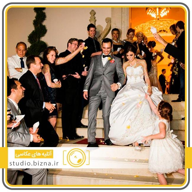 رسم و رسومات مراسم عروسی
