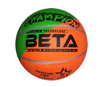 توپ بسکتبال سایز 5 طرح الوان بتا