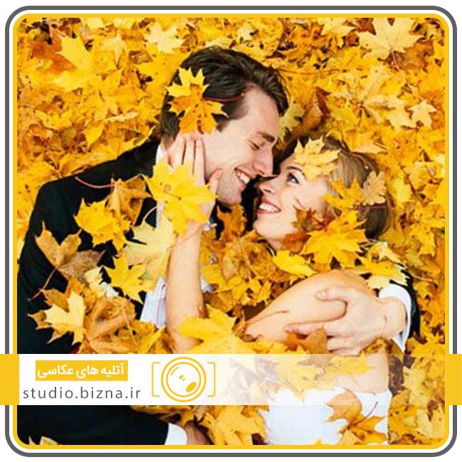 تزئینات پاییزی برای عروسیتان