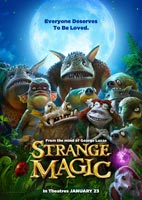 Strange Magic – انیمیشن جادوی عجیب