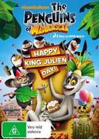 Penguins Of madagascar:Happy King Julien Day – پنگوئن های ماداگاسکار:روز شاه ژولین مبارک