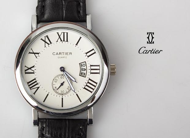 ساعت مردانه Cartier مدل Calibre
