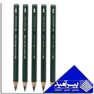 مداد طراحي 9000 فابر