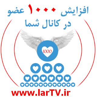 اضافه کردن اعضای کانال ارزان 1000 نفر