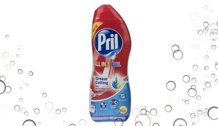 ژل دو فاز پریل Pril - All in 1