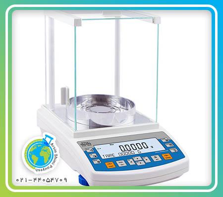 ترازوی آزمایشگاهی 5 صفر مدل AS60/220.R2