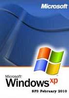 Windows XP SP3 February 2010 - SATA (Intel-Nvidia) Enabled