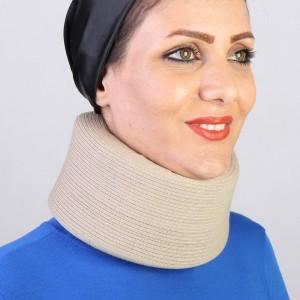 گردن بند طبی اسفنجی قوسدار