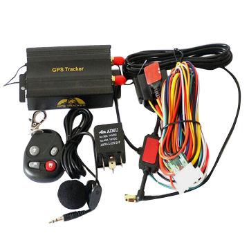 ردیاب خودرو با دزدگیر  یا جی پی اس ماشین دارای دزدگیر یا ریموت 09120132883