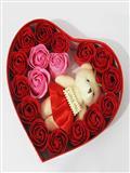 جعبه قلبی عشق هدیه ولنتاین