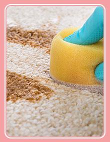 لکه بری فرش و قالی