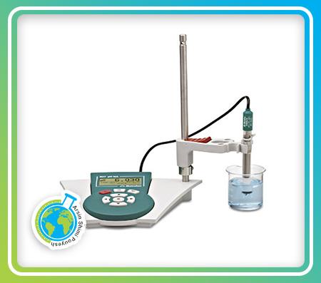 pH متر 827 رومیزی متروم