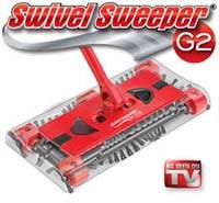 جاروی شارژی گردان اصل سوئیول سوئیپر Swivel Sweeper G2