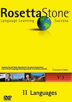 Rosetta Stone Version 3 آموزش 11 زبانه رزتا استون