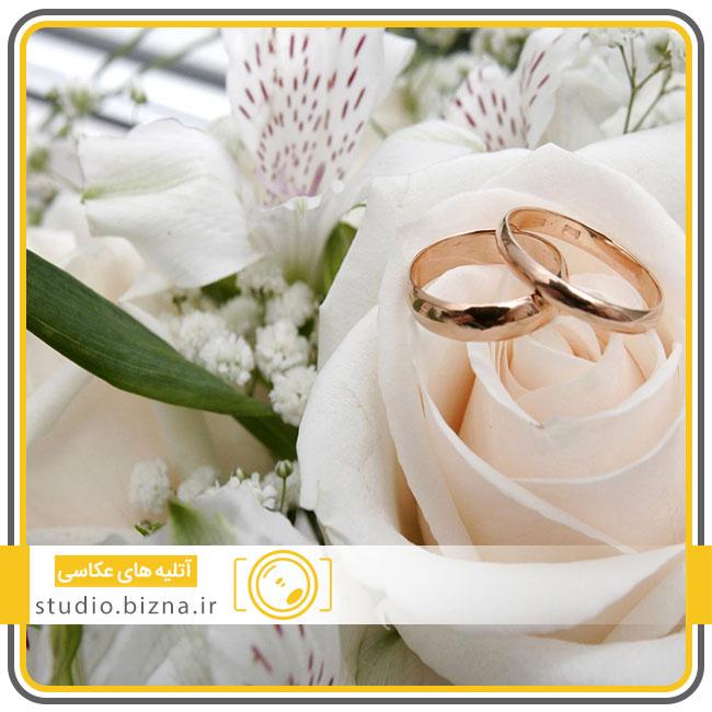 داشتن علامت اختصاري در روز عروسي