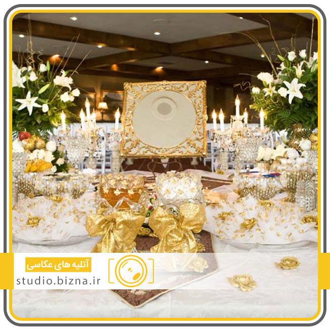 خدمات عروسی در ایران