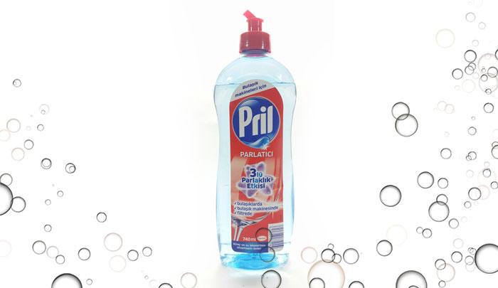 مایع براق کننده پریل(pirl)