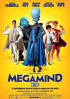 Megamind – انیمیشن مگامایند