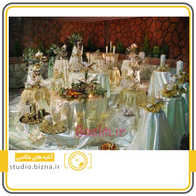 تزئین عقد و عروسی