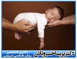 روانشناسی کودک - حالت های مختلف نوزاد (حالات خواب –بیداری و بینابین)