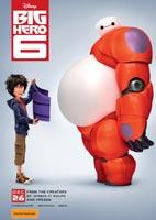 Big Hero 6 – انیمیشن قهرمان بزرگ شماره ۶
