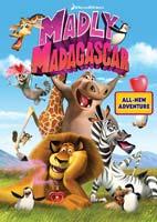 Madly Madagascar – انیمیشن ماداگاسکار دیوانه