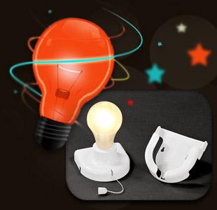 لامپ اضطراری هندی بالب با تخفیف فوق العاده  وسیله ای بسیار کاربردی و مفید
