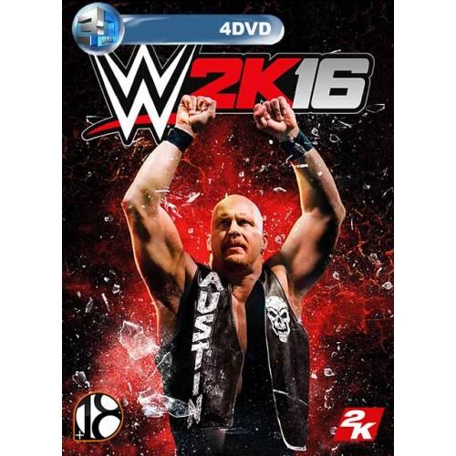 WWE 2K 2016